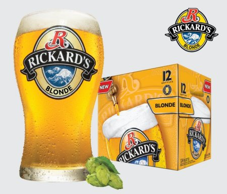 Rickard's Blonde Gets Full National Roll-Out