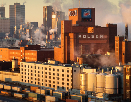 Molson Coors Spends $52 Million to Improve Montreal Brewery
