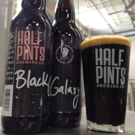 Half Pints Black Galaxy Back for Limited Time