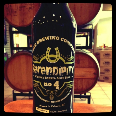 Tree Brewing Releases Serendipity No. 4