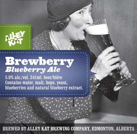 Alley Kat Brewberry Ale Returns for Another Year