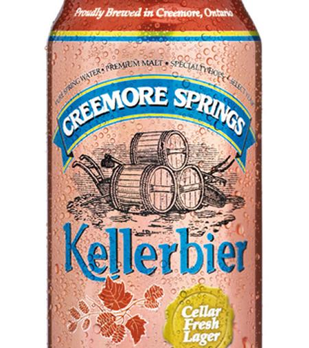 Creemore Springs Kellerbier Returns as a Year-Round Brand