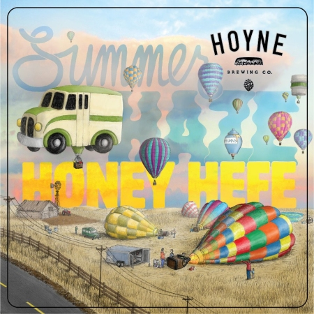 Hoyne Honey Hefe Launched for Summer