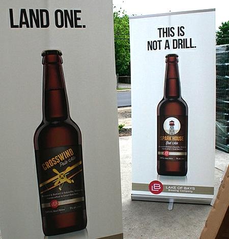 Lake of Bays Brewing Getting Set to Rebrand Flagship Ales