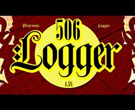 Picaroons Launching 506 Logger Today