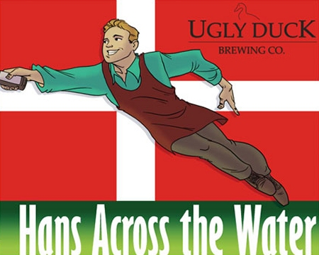 Sherbrooke Liquor & Denmark's Ugly Duck Brewing Partner on Limited Edition Beer to Promote Diplomacy