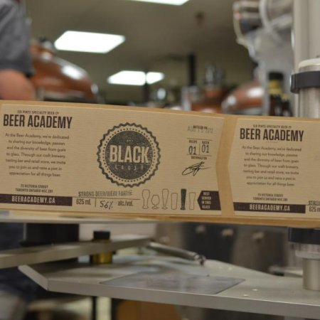 Beer Academy Black Lager Available Tomorrow