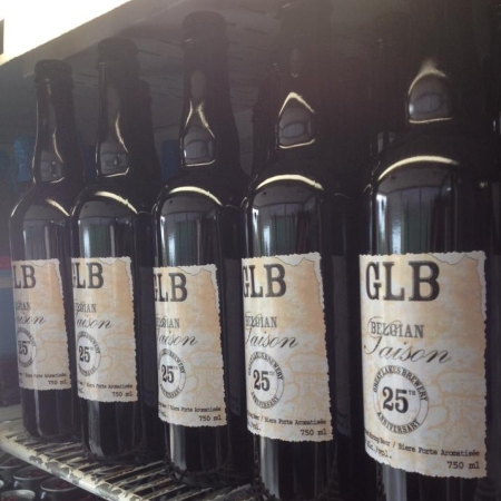 Great Lakes 25th Anniversary Belgian Saison Now Available
