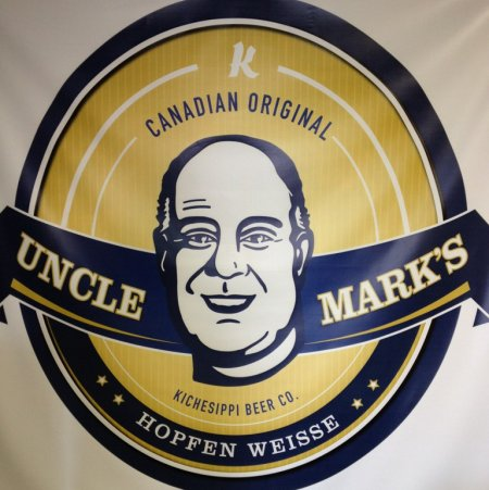 Kichesippi Kicks Off Family Beer Series With Uncle Mark's Hopfen Weisse