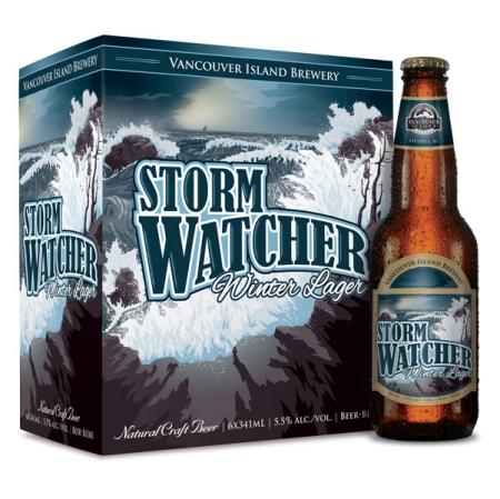 Vancouver Island Stormwatcher Beer