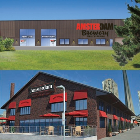 Amsterdam Relocating Main Brewery, Opening Off-Shoot Brewpub