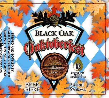 Black Oak Oaktoberfest Lager Returning This Month