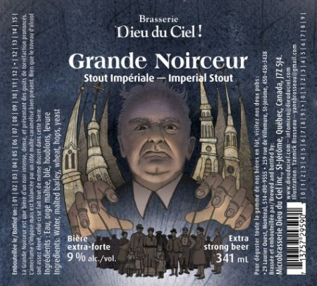 Two New Bottled Beers Coming From Dieu Du Ciel!