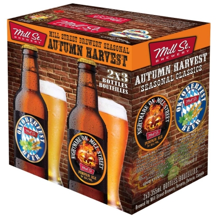 Mill Street Autumn Harvest Sampler Returns