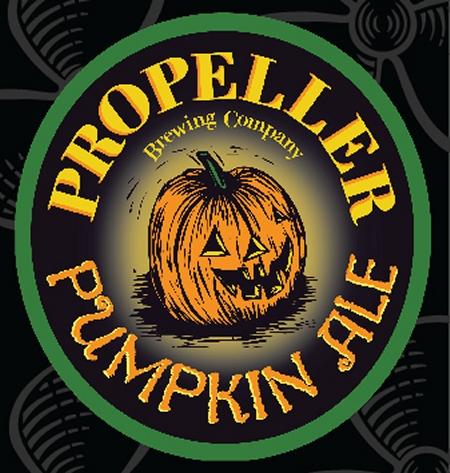 Propeller Pumpkin Ale & Nocturne Dark Lager Coming This Week