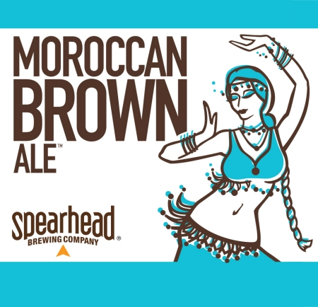 Spearhead Moroccan Brown Ale Officially Released This Week