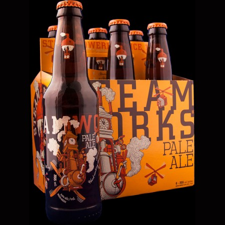 Steamworks Brewing Launches Bottled Beer Line-Up