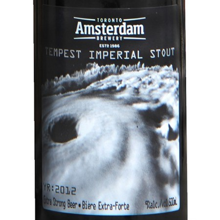 Amsterdam Tempest Imperial Stout Coming to LCBO