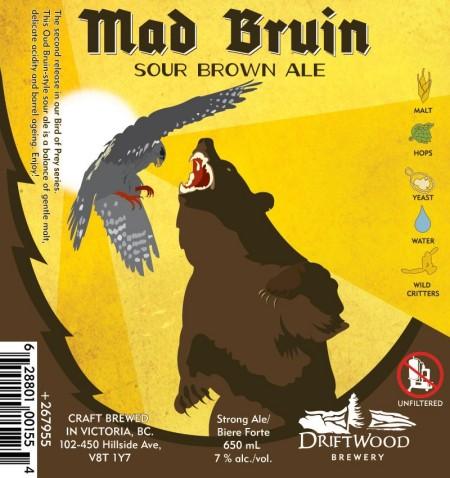 Driftwood Bird Of Prey Series Returns With Mad Bruin