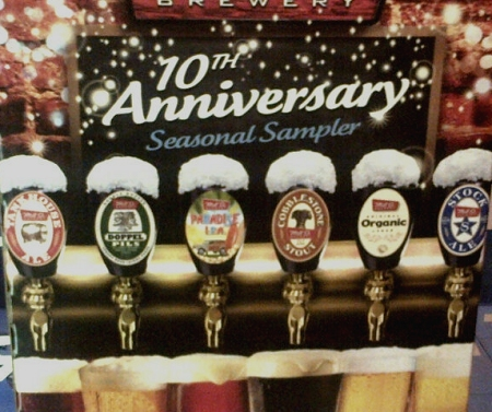 Mill Street 10th Anniversary Seasonal Sampler Coming Soon