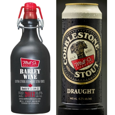 Mill Street 2012 Barley Wine & Cobblestone Stout Coming to LCBO