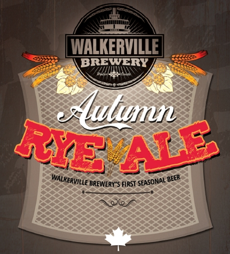 Walkerville Rye Ale Returns for Another Autumn