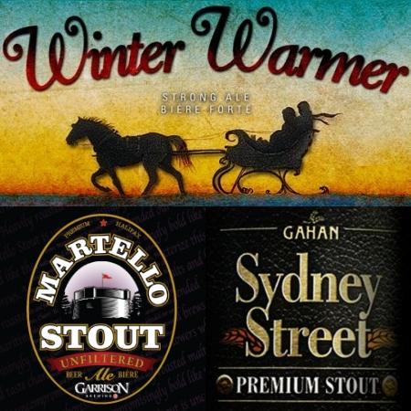 Three Atlantic Breweries Announce Seasonal Releases