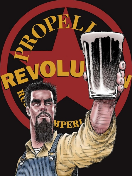 Propeller Revolution Russian Imperial Stout Returns For Another Winter