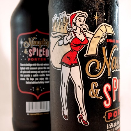Russell Naughty & Spiced Porter Returns