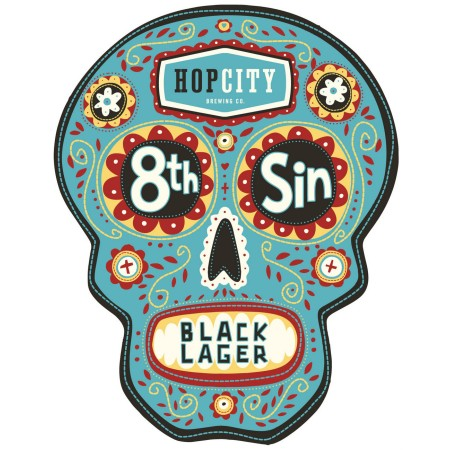 Hop City Launches 8th Sin Black Lager