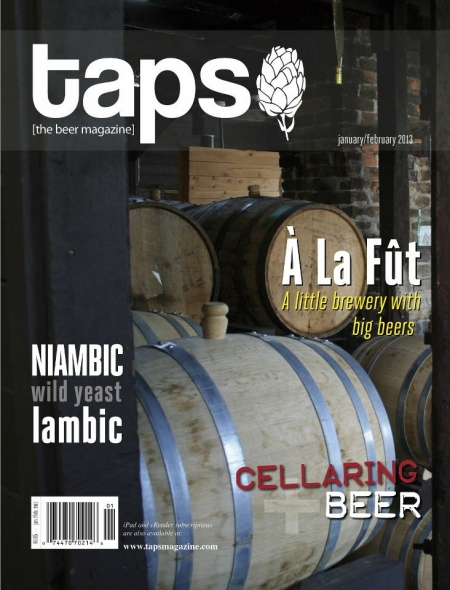 TAPS Magazine January/February 2013 Issue Now Available