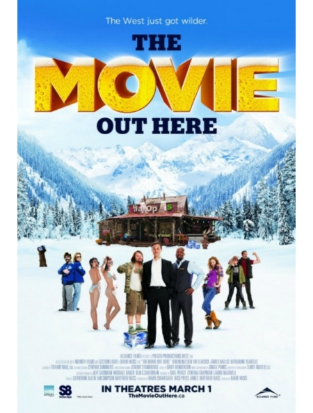 """Kokanee Film """"The Movie Out Here"""" Opening Today"""