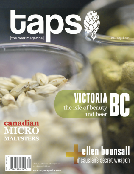 TAPS Magazine March/April 2013 Issue Now Available