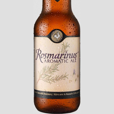 Big Rock Brewmaster's Edition Series Continues with Rosmarinus Aromatic Ale
