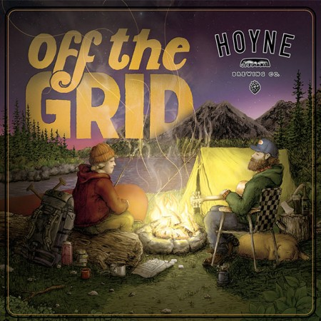 Hoyne Off The Grid Red Lager Now Available
