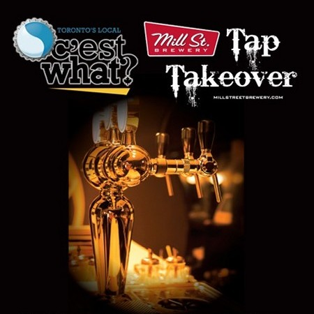 Mill Street Tap Takeover Taking Place at C'est What? Next Week