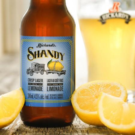 Rickard's Shandy Launches Across Canada