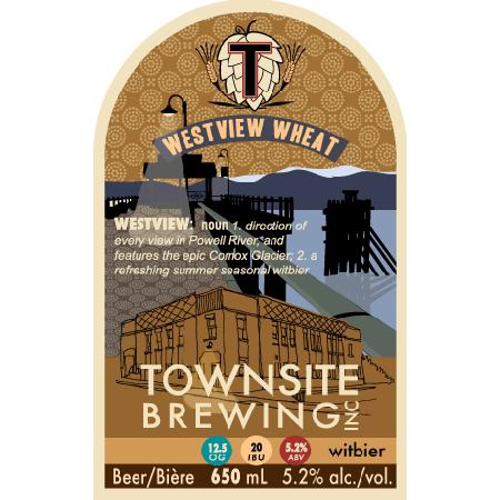 Townsite Westview Wheat Returns This Week