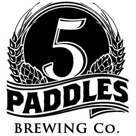 5paddles_logo