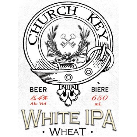 Church Key White IPA Launching This Week