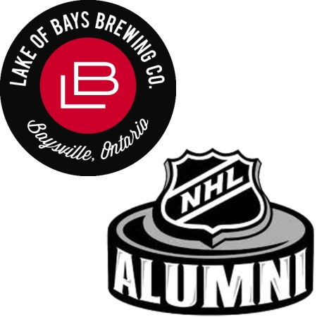 Lake of Bays NHL Alumni Signature Series to Continue with Cujo Imperial Golden Ale