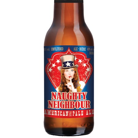 Nickel Brook Naughty Neighbour Now Available at LCBO