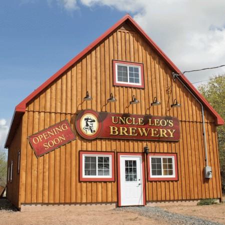 Uncle Leo's Brewery Opening Soon in Rural Nova Scotia