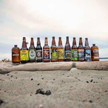 Beautiful Brewers of BC Charity Calendar to be Launched at GCBF
