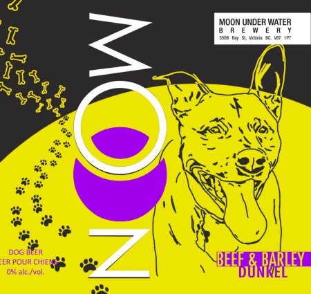 The Moon Under Water Releasing Beer For Dogs This Week
