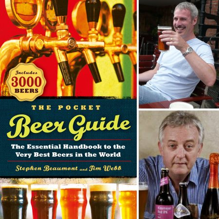 Stephen Beaumont Announces Promotional Tour for The Pocket Beer Guide