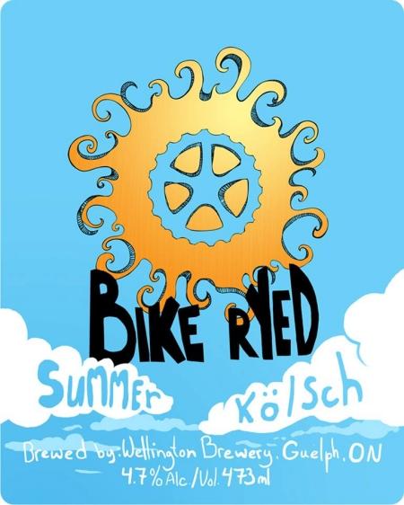 Wellington Releasing Bike Ryed Summer Kölsch as Newest Welly One-Off