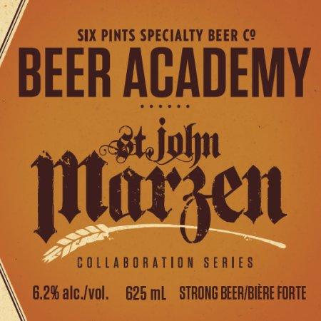 Beer Academy Releasing Collaboration With Beer Writer Jordan St. John