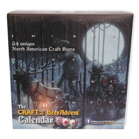 Craft Beer Importers Announces Craft BeerAdvent Calendar 2013
