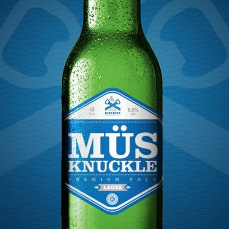 Moosehead Opposes District Brewing Trademark Claim for Müs Knuckle